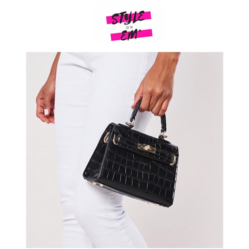 Croc Kelly Mini Bag
