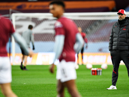 Cronicas de um massacre: Aston Villa 7-2 Liverpool