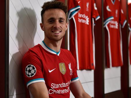 Diogo Jota: a contratação surpresa do Liverpool