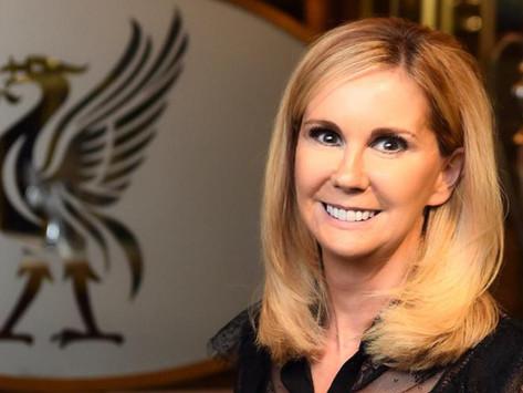 Susan Black é anunciada diretora executiva das Liverpool Women
