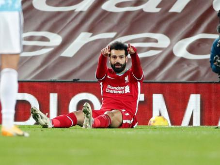 Mohamed Salah: não criem tempestade em um copo d'água