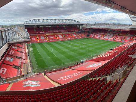 Volta de torcida pode gerar mais £33 milhões para o Liverpool