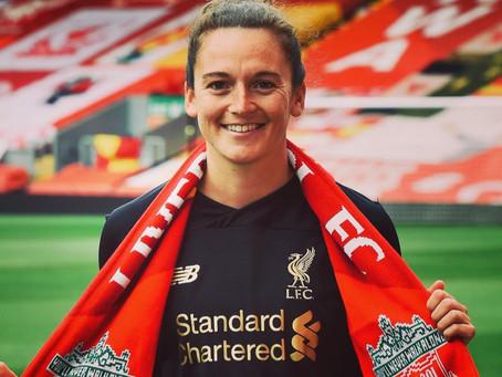 Pré-temporada começa com três contratações no Liverpool Women