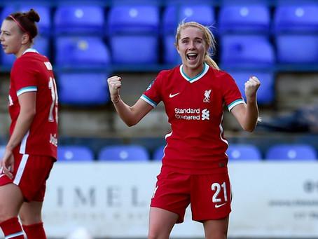 Liverpool Women enfrenta Leicester com transmissão ao vivo
