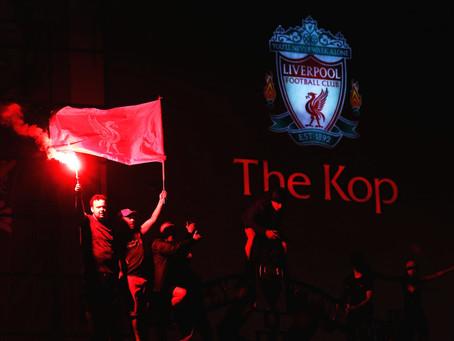 ATÉ QUE ENFIM! O Liverpool Football Club é campeão da Premier League