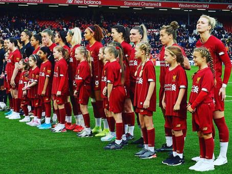Liverpool FC Women: de bicampeão inglês a rebaixado