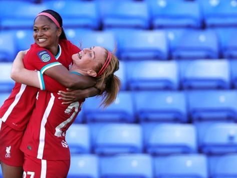 Liverpool Women aplica goleada na FA Women's Championship
