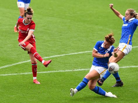 Liverpool Women 100% nos amistosos pré-temporada