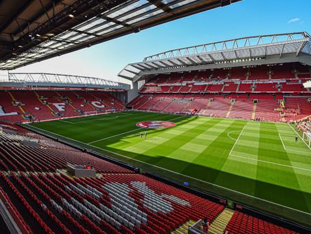 Prefeitura libera e Liverpool pode ser campeão em Anfield