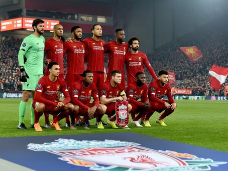 O melhor Liverpool da história
