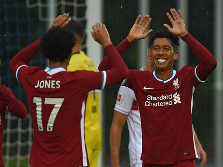 Bobby, Naby e Brewster: Liverpool vence Stuttgart em amistoso