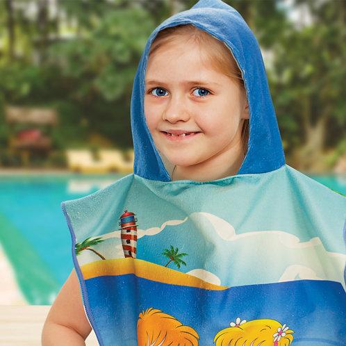 117465 Kids Hooded Towel