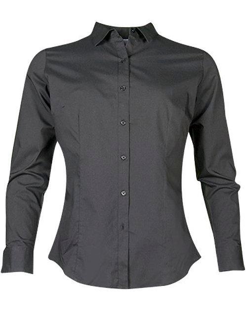 Aussie Pacific - Ladies Mosman Shirt L/Sleeve