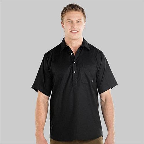 Swanndri Mens Paihia Short Sleeve Cotton Shirt