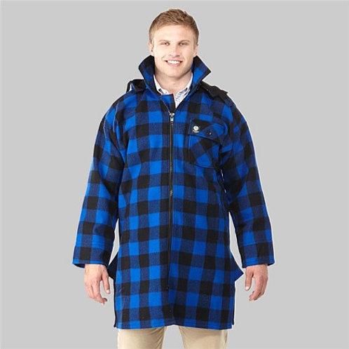 Swanndri Men's Mosgiel Wool Bushshirt with Zip-up front