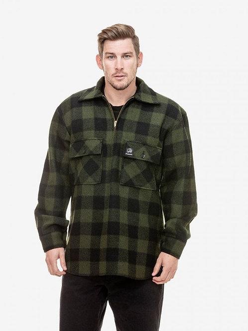 Swanndri Men's Ranger Wool Shirt