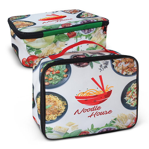 117125 Zest Lunch Cooler Bag - Full Colour