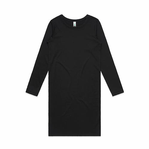 AS Colour - Womens Mika Organic L/S Dress