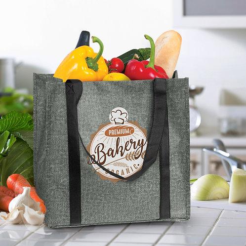 116974 Super Shopper Heather Tote Bag