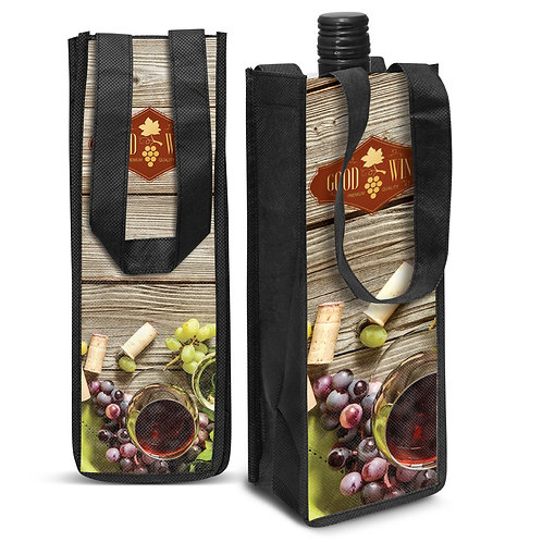 115760 Festiva Wine Tote Bag