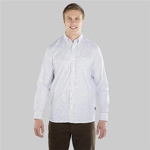 Swanndri Mens Carrington Long Sleeve Check Shirt