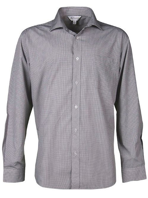 Aussie Pacific - Mens Toorak Shirt L/Sleeve