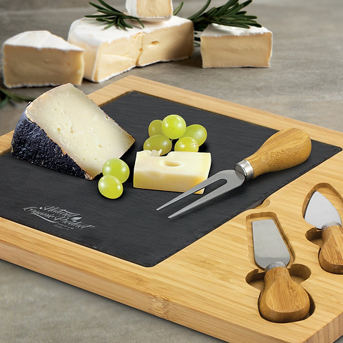 115959 Slate Cheese Board