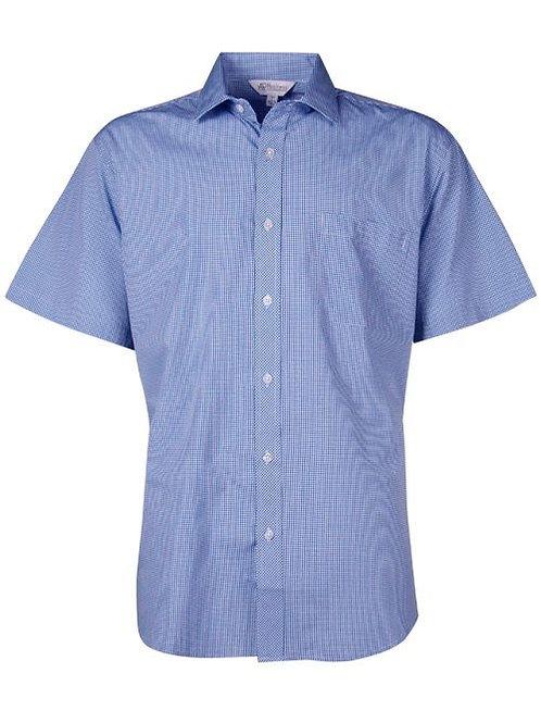 Aussie Pacific - Mens Toorak Shirt S/Sleeve