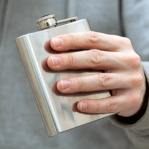 113323 Tennessee Hip Flask