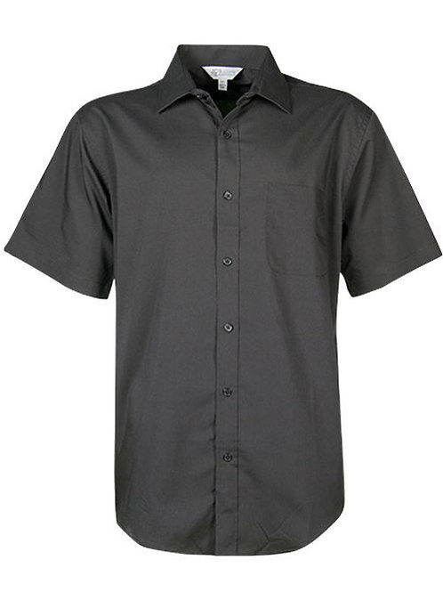 Aussie Pacific - Mens Mosman Shirt S/Sleeve