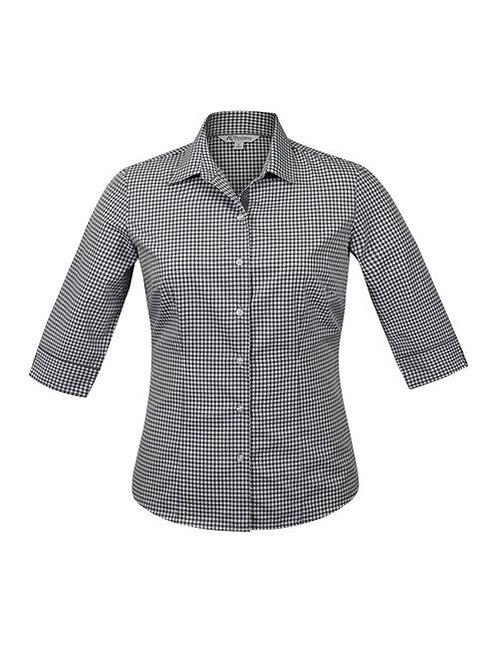 Aussie Pacific - Ladies Epsom Shirt 3/4 Sleeve
