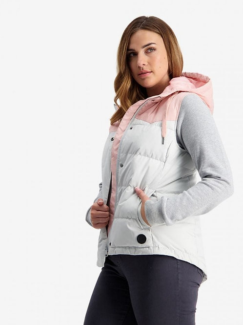 Swanndri Women's Lake Front Hooded Insulated Vest