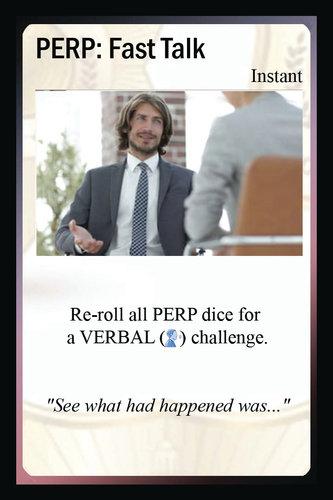 PERP Fast Talk