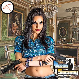 Masterminds - Heist Society -- Mira Pragati aka MISTRAL