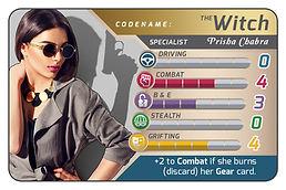 Ex Card 5-TPS-Character Specialist B- Pr