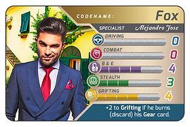 5-TPS-Character Specialist E - Alejandro