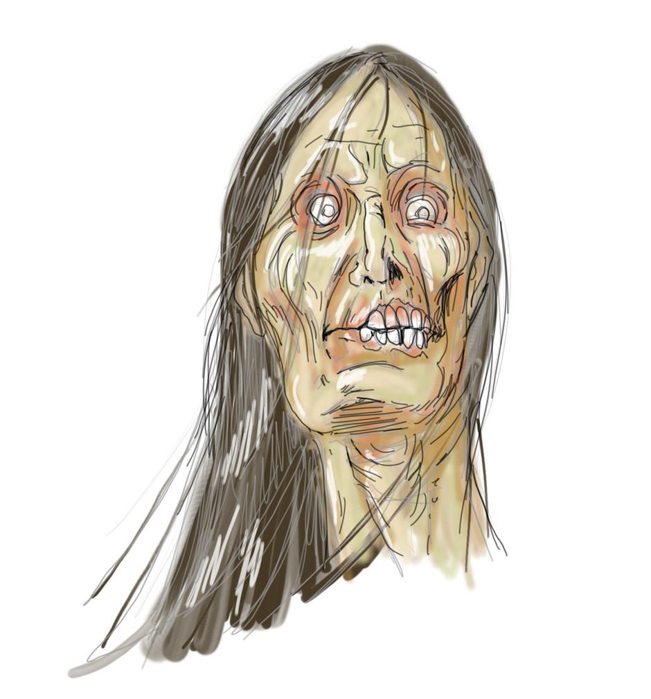 On Horror: Monster Design with Derek Lipscomb, creator of The Maroon