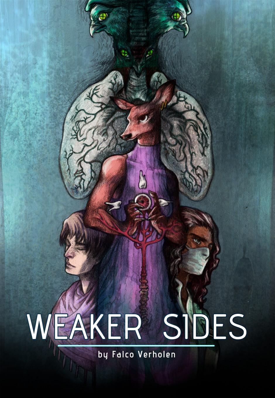On Horror: Interview with Falco Verholen, Creator of Weaker Sides