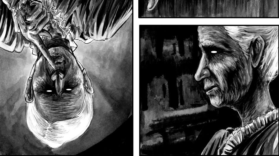 On Horror : Pulpy Endings