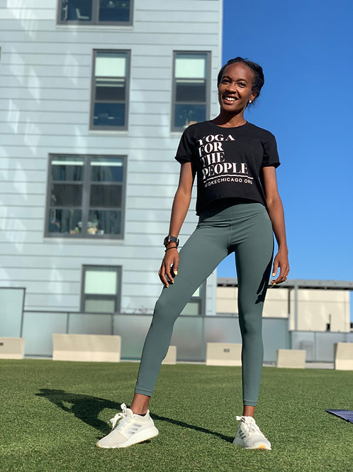 CROP | Yoga for the People