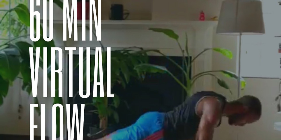 Virtual WOKE YOGA SUNDAY'S are FREE in February | Zoom live from Colombia! With Jacquie