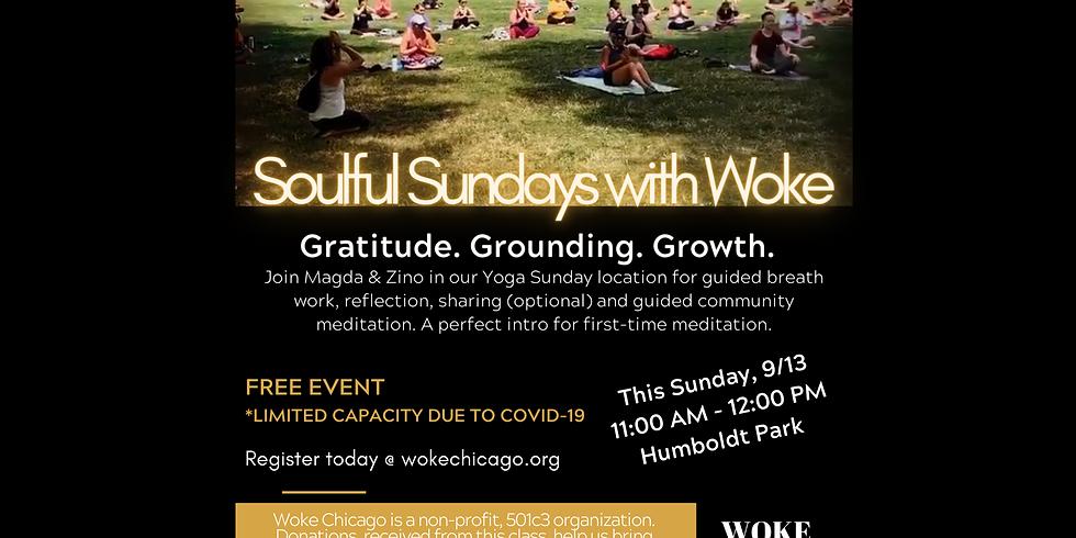 Soulful Sundays with Woke Chi