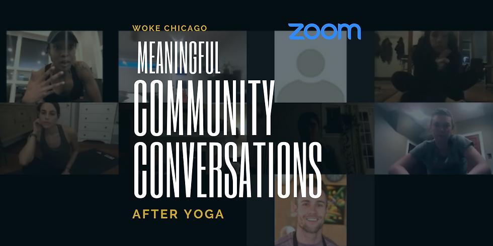 3rd Sunday CommUNITY Conversations