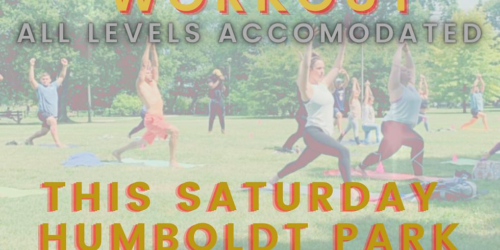 FREE - Woke Yoga joins The Bloc Chicago