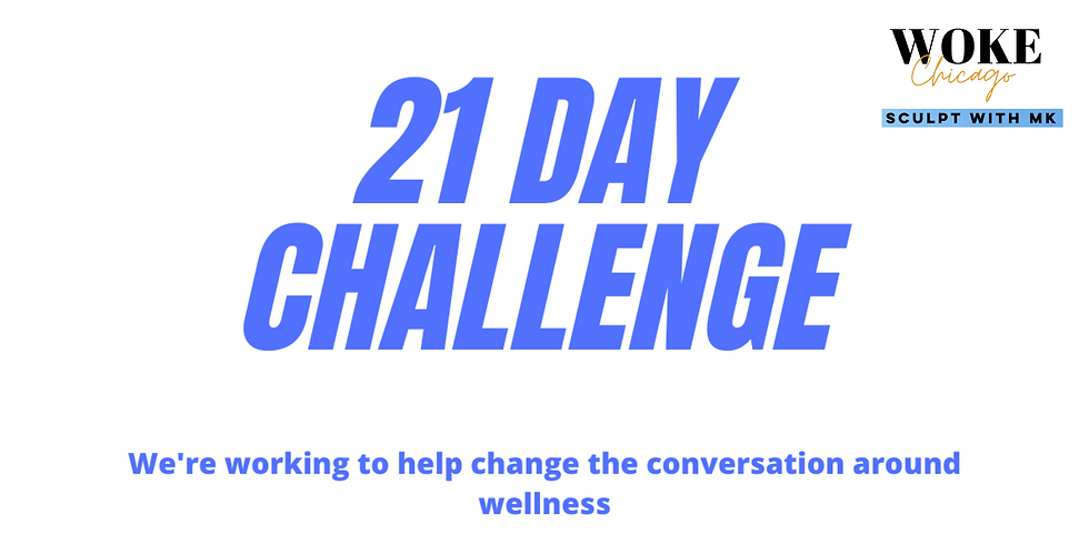 Re-Imagine Wellness 21 Day Challenge - FREE Events