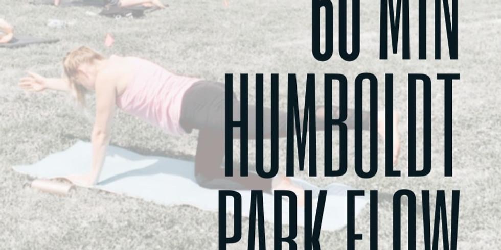 WOKE YOGA SUNDAYS   Humboldt Park