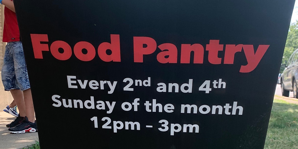 Food Pantry with The Bloc Chicago