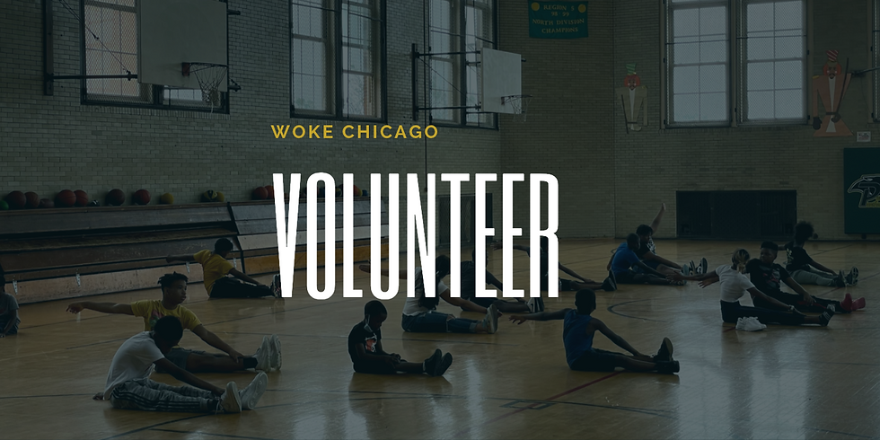In-Person Volunteer |  Student Yoga Event in West Side, Chicago