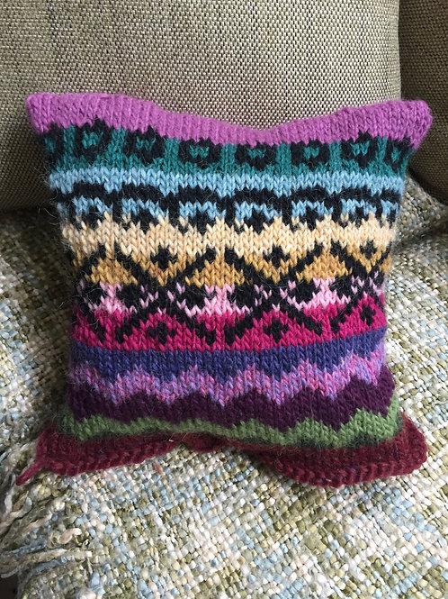 Glod Icelandic Wool Pillow 12x12