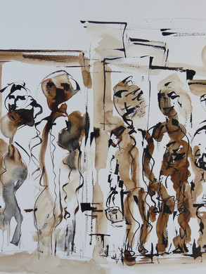 Reflets_Miroirs_ref_06919b_encre_aquarel